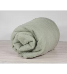 Carded Australian wool.